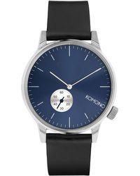Komono Reloj de pulsera - Azul