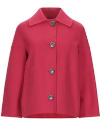 Marni Coat - Red