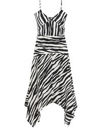 Walter Baker - 3/4 Length Dress - Lyst