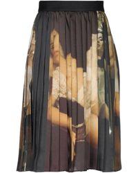 Boutique Moschino Falda corta - Multicolor