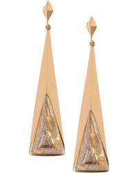 Chloé Earrings - Green