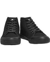Rag & Bone Sneakers abotinadas - Negro