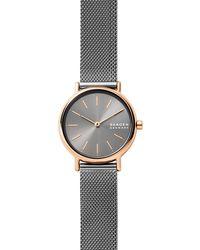 Skagen Armbanduhr - Mehrfarbig