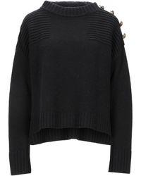 Tara Jarmon Sweater - Black