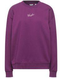 Wrangler Sweatshirt - Purple