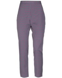 Maliparmi Casual Trousers - Blue