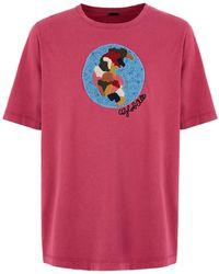 8 by YOOX Camiseta - Multicolor