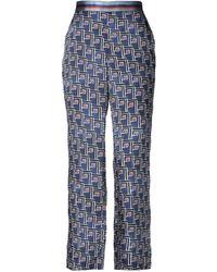 Maliparmi Pantalone - Blu