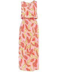 Moschino Long Dress - Pink