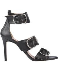 Divine Follie Sandals - Black