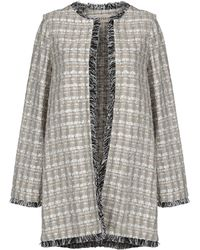 Shirtaporter Overcoat - Natural