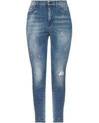 Pinko Jeanshose - Blau