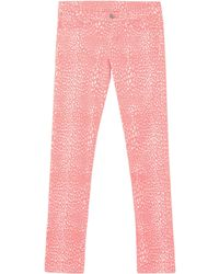 Femme By Michele Rossi - Pantalones vaqueros - Lyst