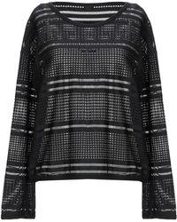Frankie Morello Sweater - Black