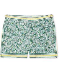 Orlebar Brown Swimming Trunks - Green
