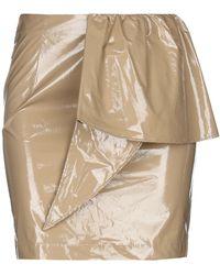 BROGNANO Midi Skirt - Natural