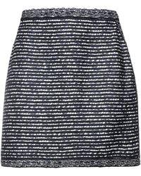 Dior Mini Skirt - Blue