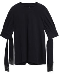 Mother Of Pearl T-shirt - Black