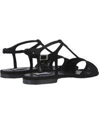 Jolie By Edward Spiers Sandals - Black
