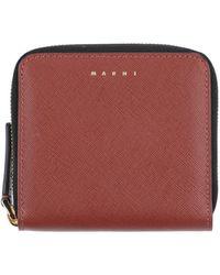Marni Wallet - Brown
