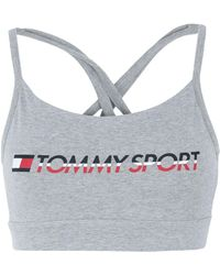 Tommy Sport Top - Gray