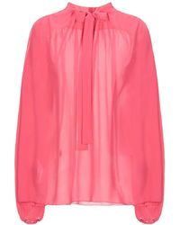 Giamba Blouse - Pink
