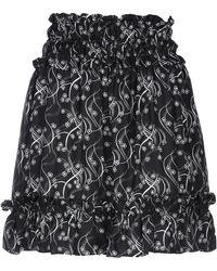 KENZO Midi Skirt - Black