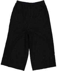 Pinko 3/4-length Short - Black