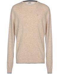 Henry Cotton's Pullover - Neutre