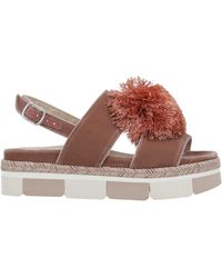 Jeannot Sandals - Pink