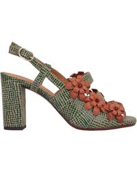 Chie Mihara Sandals - Green