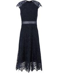 IVY & OAK Midi Dress - Black