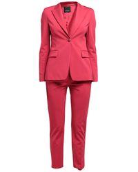 Pinko Anzug - Rot