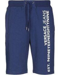 Versace Bermudashorts - Blau