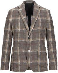 Maestrami Suit Jacket - Grey