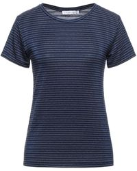Caractere T-shirt - Blu