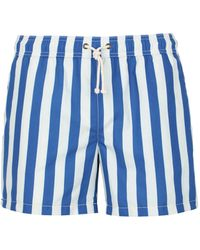 Ripa & Ripa Swim Trunks - Blue