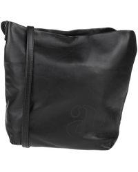 Ann Demeulemeester Cross-body Bag - Black