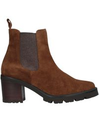 Pedro Miralles Ankle Boots - Brown