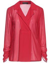 Cristina Gavioli Collection Blusa - Rosso