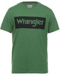 Wrangler T-shirt - Green
