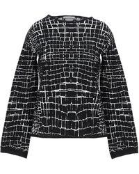 ALTEЯƎGO Pullover - Schwarz