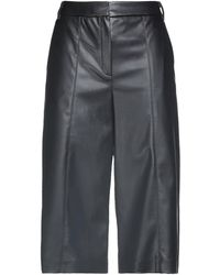 I Blues Cropped Trousers - Black