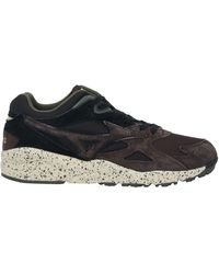 Mizuno Low-tops & Trainers - Brown