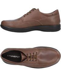 Stonefly Zapatos de cordones - Marrón