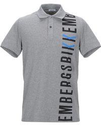 Bikkembergs Polo Shirt - Gray