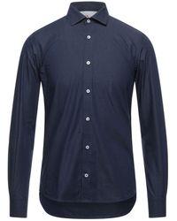 Fradi Denim Shirt - Blue