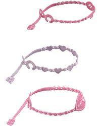 Cruciani Bracelet - Pink