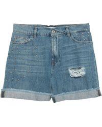 Kocca Denim Shorts - Blue