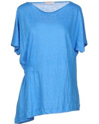Stefanel - T-shirt - Lyst
